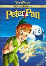 PeterPan SpecialEdition DVD