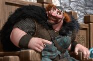 King Fergus Brave Movie