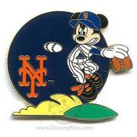 New York Mets Pin
