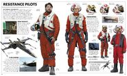 Resistance Pilots TFA Visual Guide
