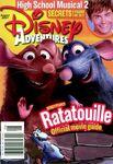 Disney adventures august 2007