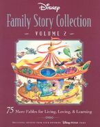 Disneys family story collection volume 2 cover