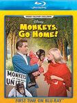 Monkeys Go Home Blu