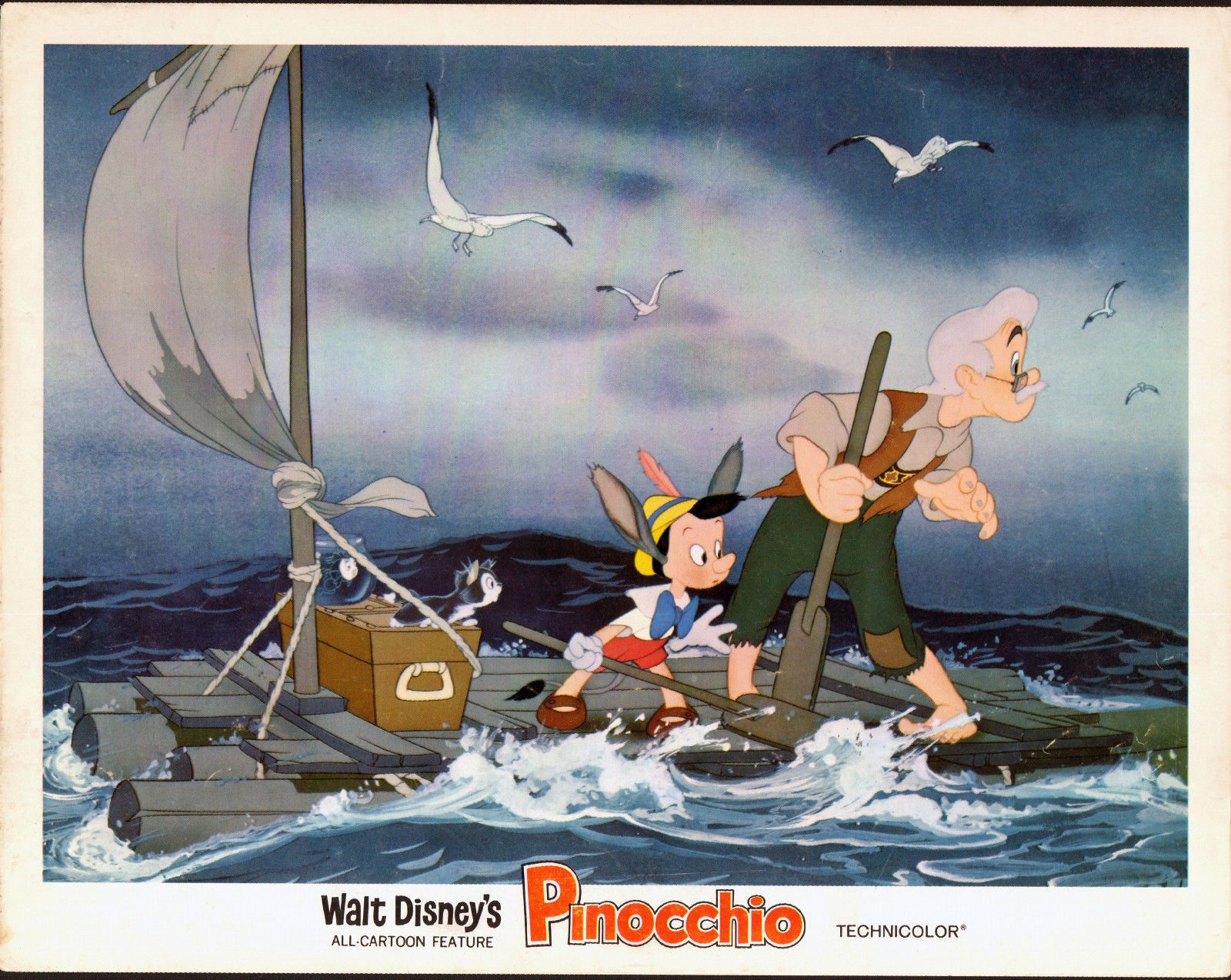 Disney Lobby Cards File:pinocchio Lobby Card.jpg