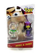 Small Fry Mini Buzz and Zurg Figures