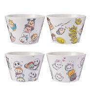 Tsum Tsum Bowl Set