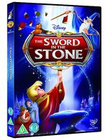 The Sword in the Stone 2012ish UK DVD