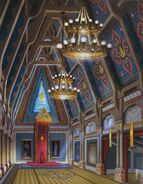 Arendelle Castle-Main Hall