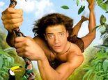George of the Jungle Swinging