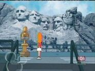 Mount Rushmore Phineas and Ferb