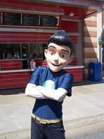 Wilbur Robinson Disneyland 2