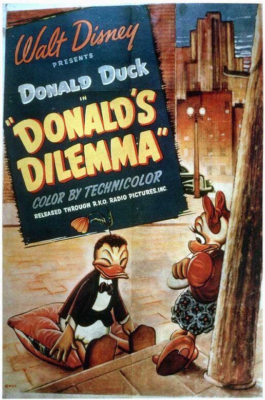 donalds dilemma disney wiki fandom powered by wikia