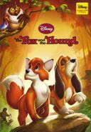 Fox and hound disney wonderful world of reading hachette partworks