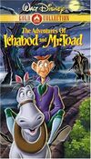 IchabodAndMrToad GoldCollection VHS