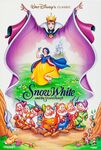 Snow White 1993 Rerelease Poster
