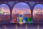 Inside Out Personality Islands