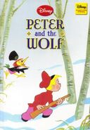 Peter and the wolf disney wonderful world of reading hachette partworks