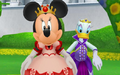 Reina Minnie y Daisy Duck