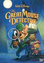TheGreatMouseDetective 2002 DVD