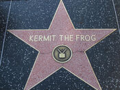 Kermit the Frog HWOF