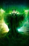 Maleficent green fier