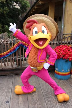 Panchito Pistoles Soundsational