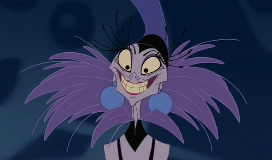 Image result for yzma