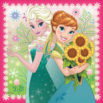 Frozen Fever - Anna and Elsa 3