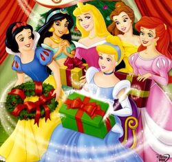 669disney xmas of enchantment lkrsfn