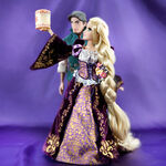 Disney Fairytale Designer Collection - Rapunzel and Flynn Dolls