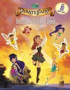 The Pirate Fairy - Sticker Book