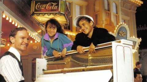 Disneyland Rod Miller - Coke Corner Ragtime (2 2)-0