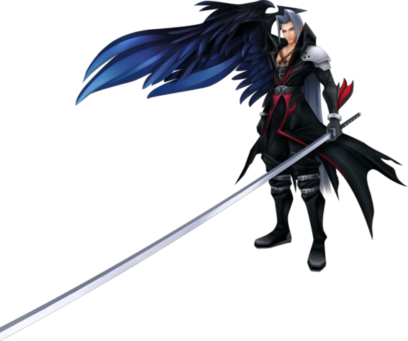 File:SephirothKHCostume in Dissidia.png