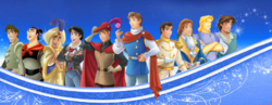 The princes