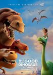 Thegooddinosaur UKorAUS poster