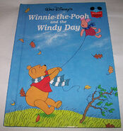 Winnie the pooh and the windy day