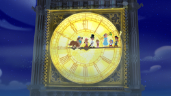 Big Ben-Battle for the Book