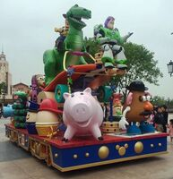 Mickey's Storybook Express Toy Story