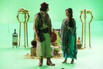 Once Upon a Time - 6x05 - Street Rats - Production Images - Aladdin and Jasmine