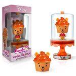 Pooh cupcake thing