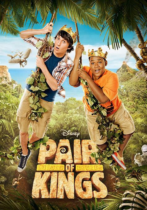 Pair of kings poster 1