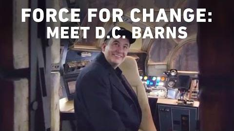 Star Wars Force for Change - Meet Winner D.C