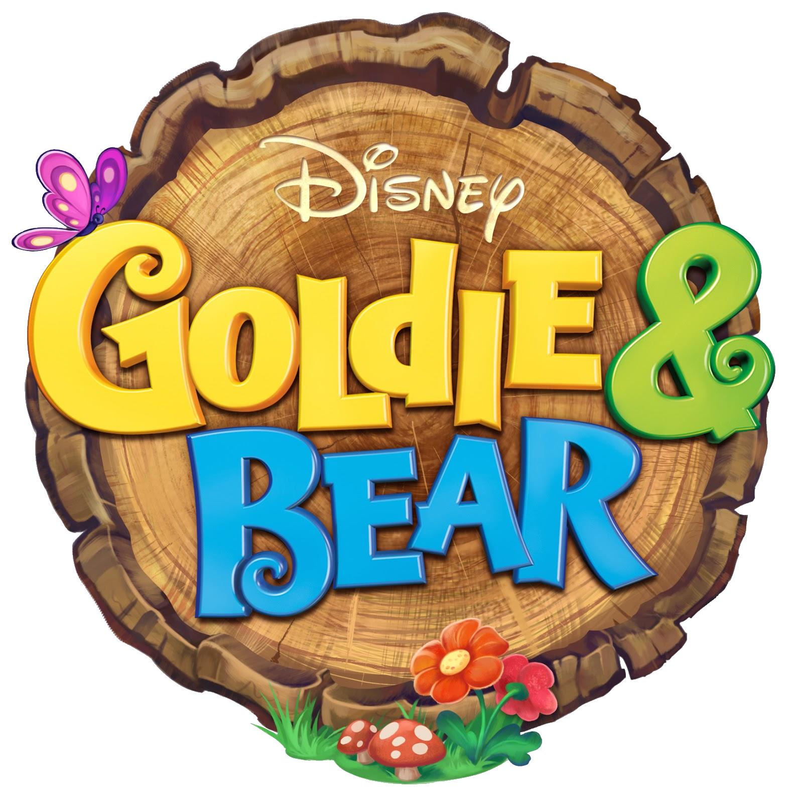It is a photo of Unusual Pictures of Goldie and Bear