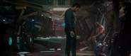 Star-Lord Talking to Rocket I