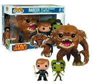 Star Wars Rancor 3 Pack