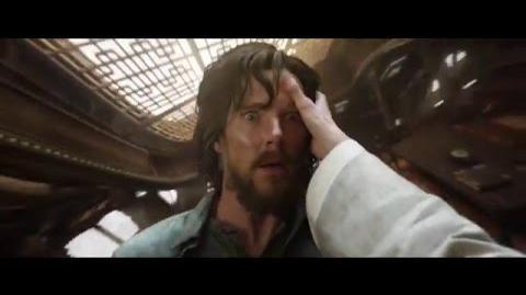 Doctor Strange - Official Teaser Trailer