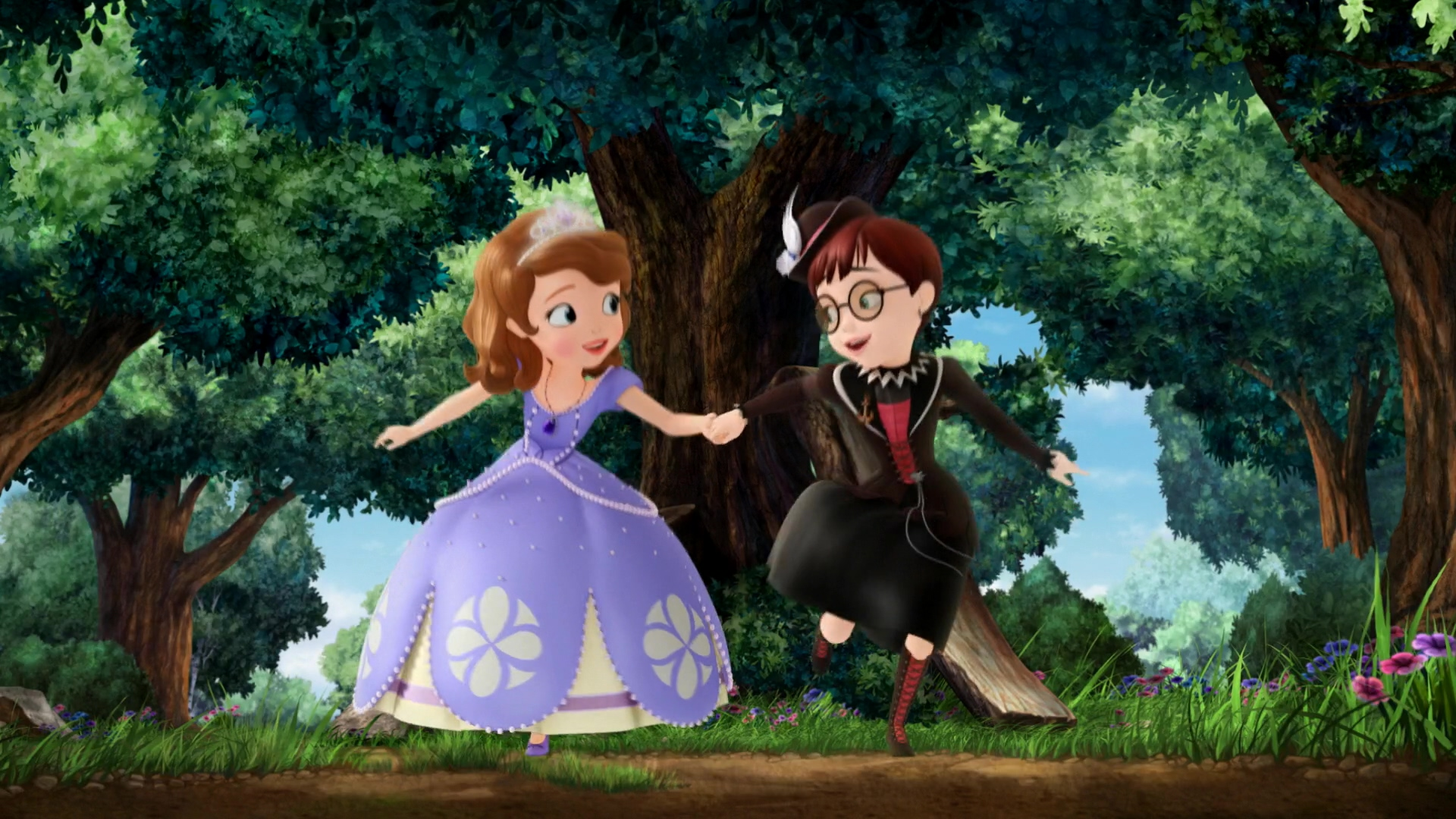 Image Sofia The First When It Comes To Making Friends
