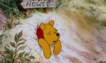 Winnie the Pooh has gotten stuck