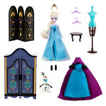 Frozen Elsa Mini-Doll Set
