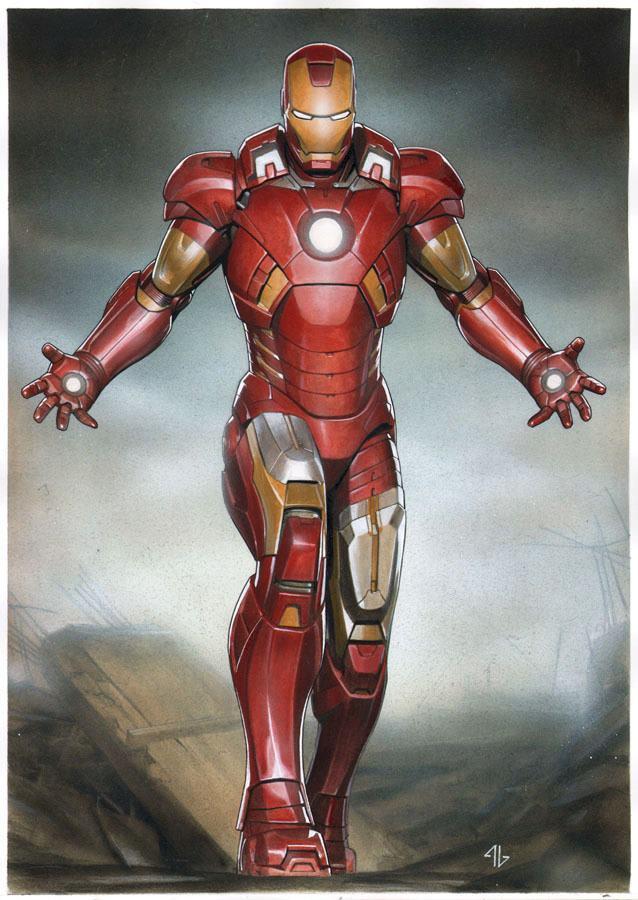Iron man armor disney wiki fandom powered by wikia - Iron man 1 images ...